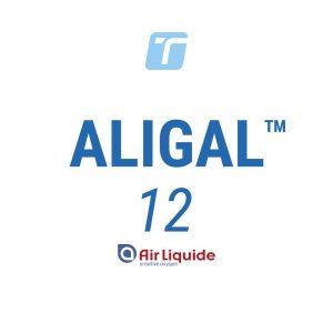 ALIGAL 12 MISCELA AZOTO 80 / ANIDRIDE CARBONICA 20