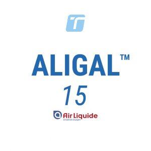 ALIGAL 15 MISCELA AZOTO 50 / ANIDRIDE CARBONICA 50