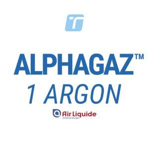 ALPHAGAZ 1 ARGON GAS PLASMA