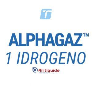 ALPHAGAZ 1 IDROGENO VETTORE IN GASCROMATOGRAFIA