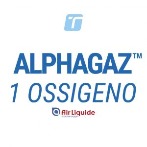 ALPHAGAZ 1 OSSIGENO GAS DI FIAMMA