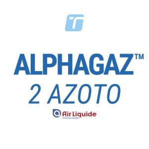ALPHAGAZ 2 AZOTO GAS DI ZERO O DI SPURGO