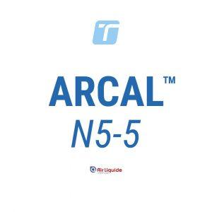 GAS DI PROTEZIONE ARCAL N5-5