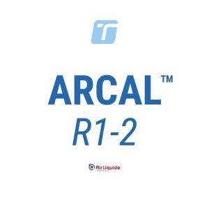 GAS PER TIG ARCAL R1-2