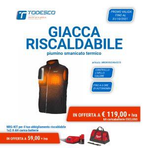 GIACCA RISCALDABILE